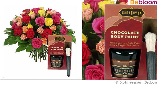 Bouquet cadeau part 2 for Pack coquin