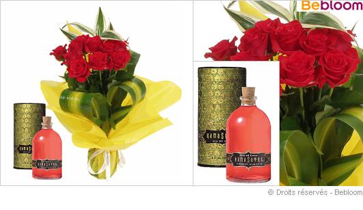 Bouquet cadeau part 3 for Pack coquin