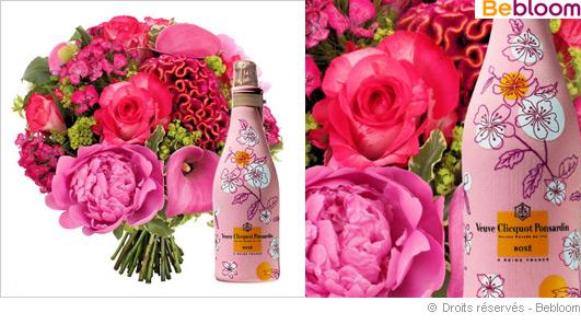 Bouquet cadeau p tales de champagne for Bouquet cadeau