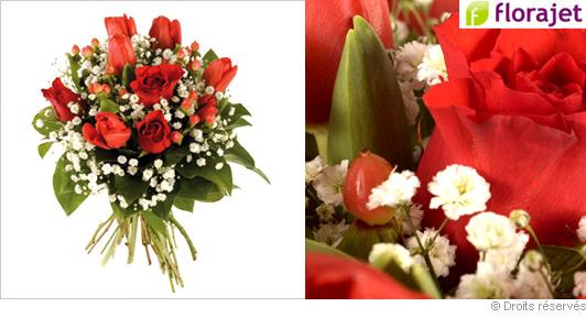 Bouquet de roses part 8 for Offrir des roses
