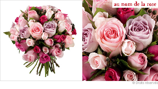 Au nom de la rose part 4 for Offrir des roses