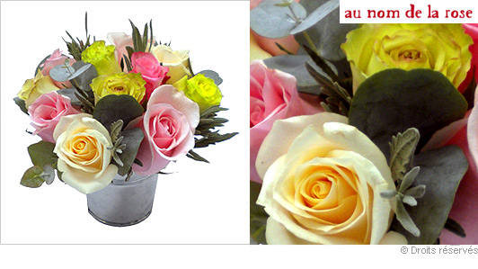 Bouquets de 20 a 30 euros part 19 for Bouquet de fleurs 30 euros