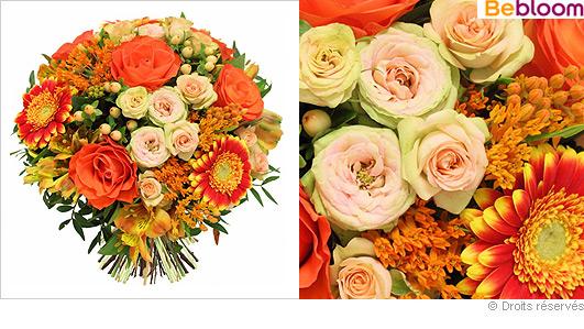 bouquet orange part 2. Black Bedroom Furniture Sets. Home Design Ideas