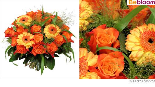 Bouquet rond part 13 - Bouquet d automne ...