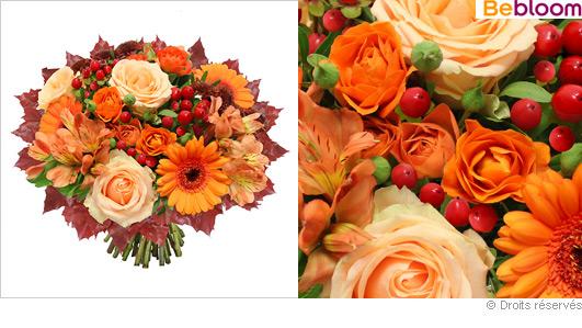 Bouquet de fleurs d automne - Bouquet d automne ...