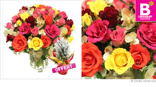 Bouquet nantais part 3 for Offrir des roses