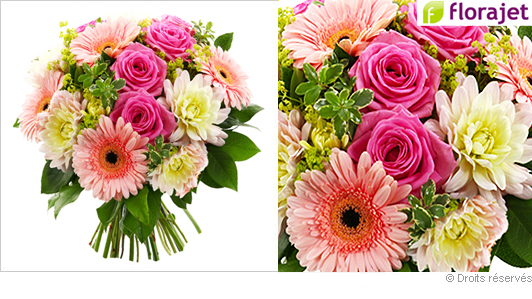Bouquets de 30 40 euros part 2 for Bouquet de fleurs 30 euros