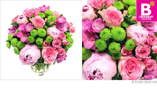 Offrez un bouquet pour la f te des m res for Offrir des fleurs