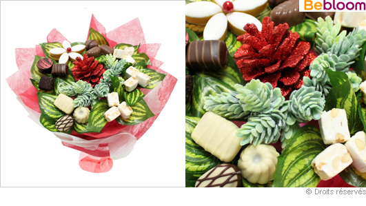 Bouquet gourmand de Noel