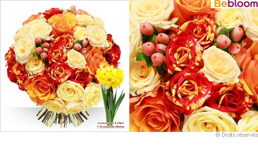 Envoyer des fleurs pour la fête des grand mères