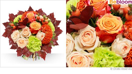 Bouquet sp cial automne - Bouquet d automne ...
