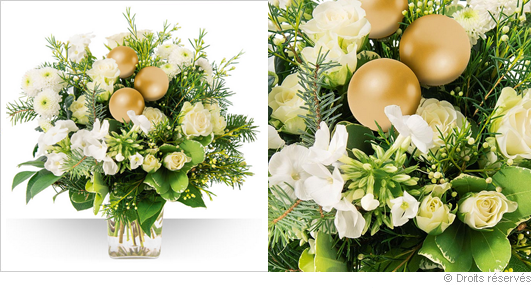 Livraison bouquet de fleurs special fêtes