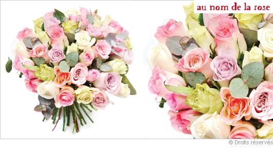 Livraison bouquet de roses pour la fête des mères