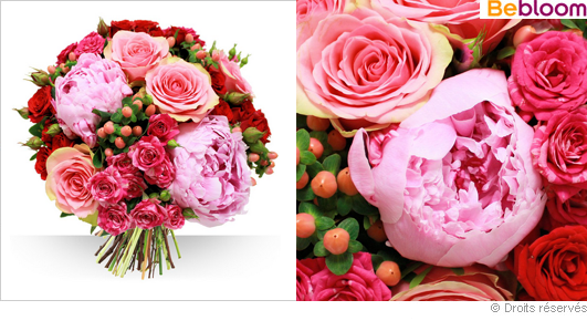 bouquet rose part 3. Black Bedroom Furniture Sets. Home Design Ideas