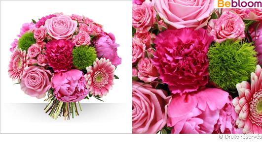 Pivoine part 2 for Offrir des fleurs