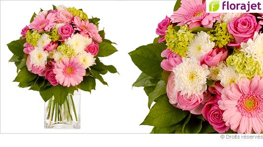 offrir-un-bouquet-rond-dans-les-tons-roses