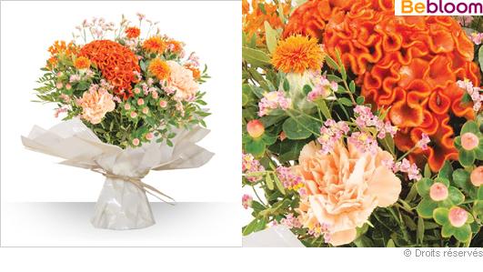 Livraison fleursToussaint Automne