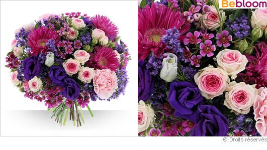 Livraison jolie bouquet fête des mères pas cher